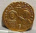 Impero romano d'oriente, giovanni I, emissione aurea, 969-976.jpg