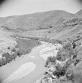 In de omgeving van Jericho. Uitzicht over het dal van de Jabbok rivier, Bestanddeelnr 255-5679.jpg
