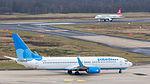 Inaugural flight Pobeda DP820 - Cologne Bonn - Moscow-Vnukovo 2016-7187.jpg
