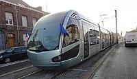 Inauguration de la branche vers Vieux-Condé de la ligne B du tramway de Valenciennes le 13 décembre 2013 (151).JPG