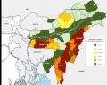 Inde nord est christianisme.png