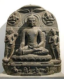 Buddha e i Bodhisattva, XI secolo a.C., Impero Pala
