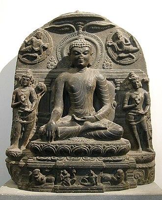 History of Bengal - Gautama Buddha and Bodhisattvas, 11th century, Pala Empire