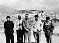 Indian military prisoners in Tibet before the Potala.jpg