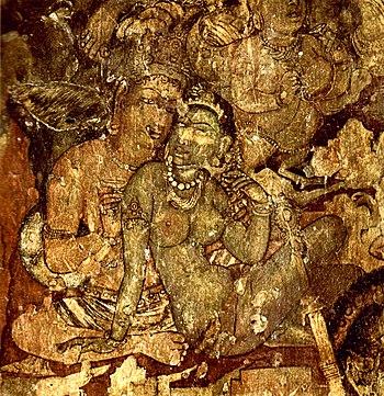 アジャンター石窟群の画像 p1_15