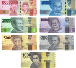 official currency of Indonesia