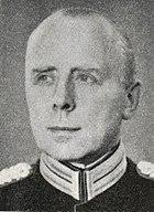Inspector of Service Troop, Colonel Ivar Gewert