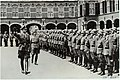 Installation of Arthur Seyss-Inquart as Reichskommissar. Inspection of the guard.jpg