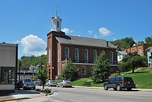 National Register of Historic Places listings in Taylor County, West Virginia - Image: International Mothers Day Shrine