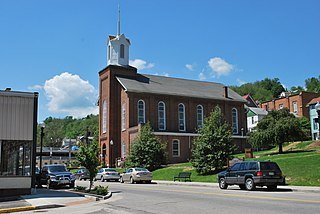 International Mothers Day Shrine church building in West Virginia, United States of America