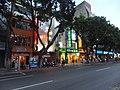 Intersection of Zhongzheng Road and Huaguang Street, Shilin District, Taipei 20120722.jpg