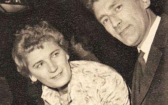 Iolanda Balaș - Balaș with her husband and coach Ioan Söter