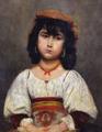 Ion Georgescu - Portret de fetita.PNG