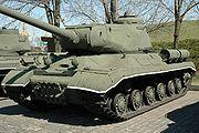 Iosif Stalin IS-2 Kyiv 1