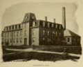 Iowa State Agricultural College - Engineering Hall - Cassier's 1893-11.png