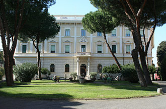 Irish College - The Pontifical Irish College, Rome, Italy