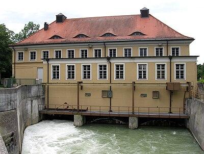Picture of Laufwasserkraftwerk Pielweichs