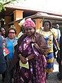Isatou Njie Saidy, Gambia vice-president 2006.jpg