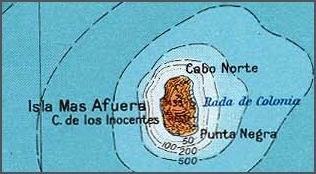Isla mas Afuera Juan Fernandez (Chili)