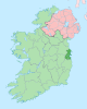 County Dublin in Ireland