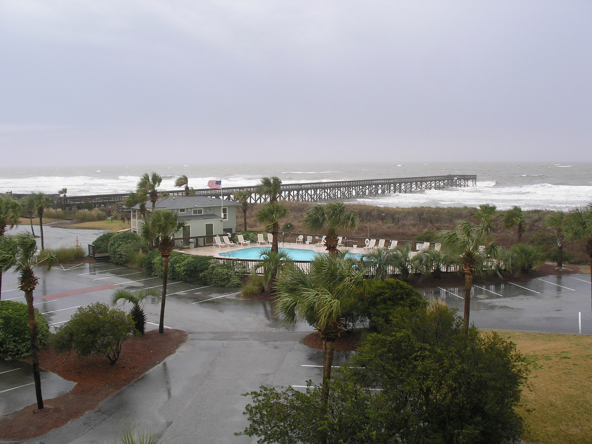 Isle Of Palms Hotel Rooms