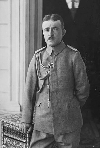 Ottoman Army (1861–1922) - Minister of War during World War I, Enver Pasha