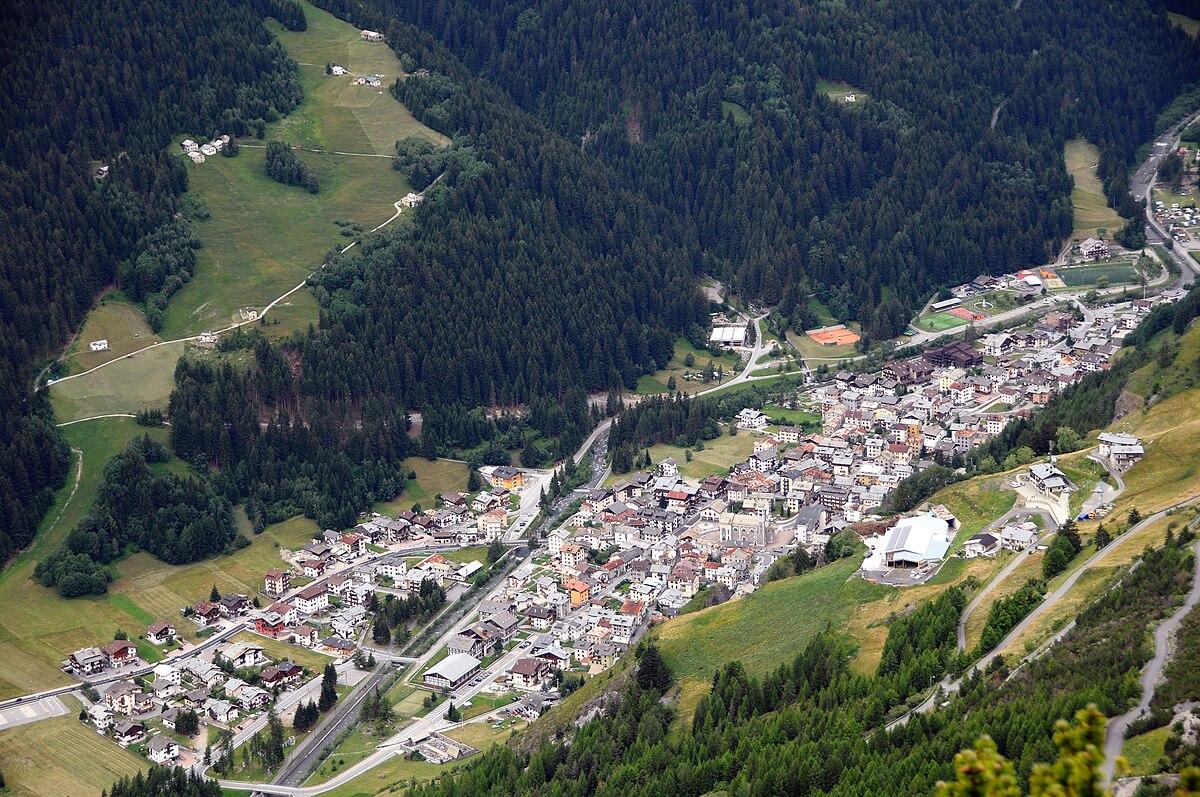 Isolaccia wikipedia for Trento informazioni turistiche