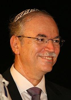 ישראל פרידר, אוגוסט 2007