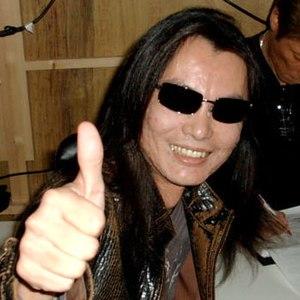Tomonobu Itagaki - Tomonobu Itagaki in 2004