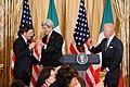Italian Prime Minister Renzi, Secretary Kerry, and Vice President Biden Toast the U.S.-Italy Relationship (29781965463).jpg