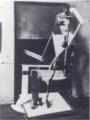 Ivan Kliun – Cubist at her dressing table.tif