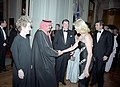 Ivana Trump shakes hands with Fahd of Saudi Arabia.jpg