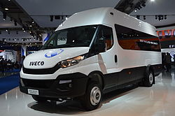 Iveco Daily 2014 Minibus. Free image Spielvogel.JPG