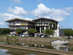 Izumo City Office Taisha Branch 2013.JPG