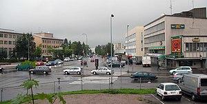 Järvenpää - Helsingintie