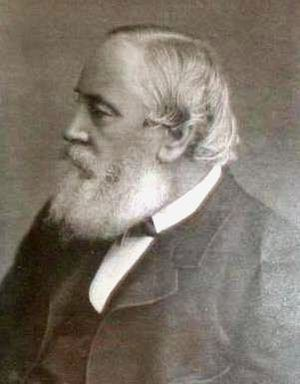 Birmingham Post - John Thackray Bunce, influential editor of the Birmingham Post from 1862 to 1898.