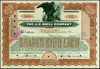 J. G. Brill Company