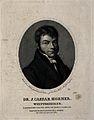 J. Caspar Horner. Stipple engraving by M. Esslinger, 1837. Wellcome V0002879.jpg