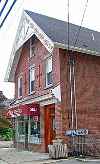 J. Y. Dykman Flour and Feed Store