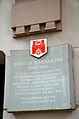 Jacobsstraße 10, Hannover, Linden-Mitte, Büro Dr. Schumacher, Stadttafel Nummer 120.jpg