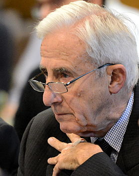 Jacques Poos, Deputy Prime Minister Jacques Poos, IEIS conference <<Russia and the EU the question of trust>>-105.jpg