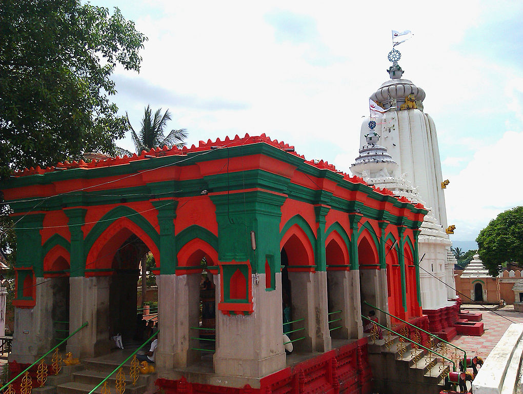 Baripada Jagannath Temple