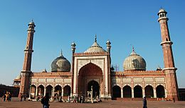 Jama Masjid on a winter afternoon.jpg
