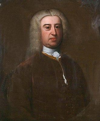 James Harris (grammarian) - James Harris (Circle of Arthur Pond)