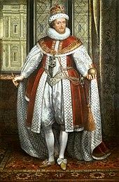 Resultado de imagem para James I