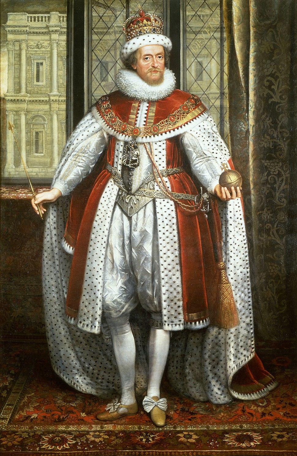 James I of England 404446