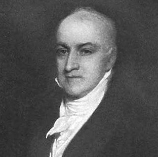 James Wadsworth (of Geneseo) American pioneer and philanthropist