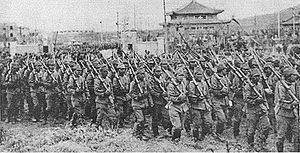 Japanese army for Nanking memorial service01.jpg