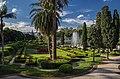 Jardim do museu do Ipiranga,lado esquerdo..jpg