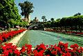 Jardines del Alcázar de los Reyes Cristianos en Córdoba.jpg
